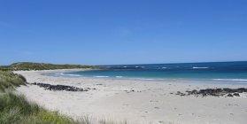 East Beach - most popular safe swimming beach
